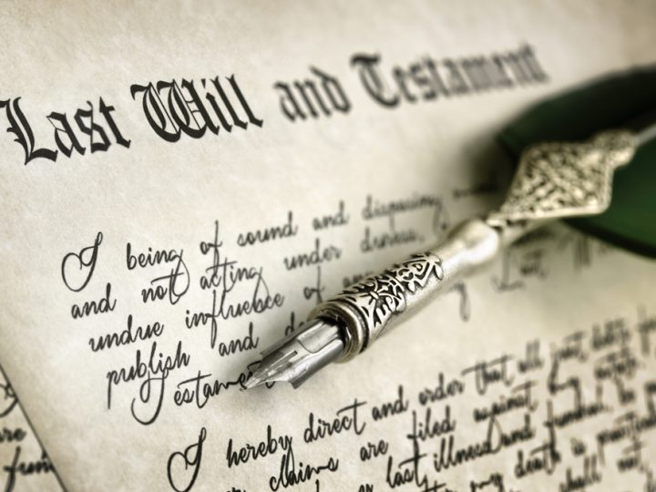 Wills Versus Living Trusts in the State of Ohio